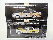 Voitures, camions et fourgons miniatures Sunstar pour Opel 1:18