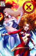 Giant Size X-Men Jean Grey & Emma Frost 1 Derrick Chew Variant Nm