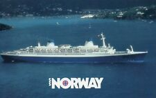 RPC Norwegian Caribbean Lines paquebot NORWAY ex FRANCE