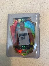 Javanese McGee Panini Select Tie-Dye Prizm Die Cut /25! Warriors Rare!