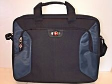 Wenger Swiss Gear Black Sherpa Slimcase Update2 - NEW WITH TAG