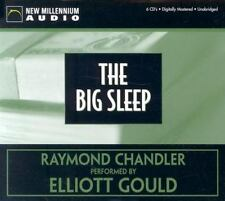 The Big Sleep by Raymond Chandler (2004, CD, Unabridged) BRAND NEW SEALED