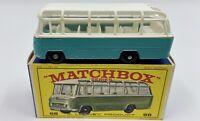 Matchbox No. 68 Mercedes Coach in Original 'E' Box