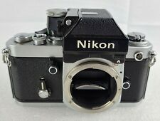 Nikon F2A  35mm Film Camera Body UNTESTED