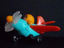 Jouet kinder Avion à hélice bleu / orange K03 60 France 2002