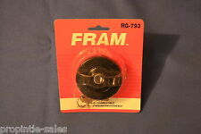 FRAM LOCKING Gas Fuel Cap ~ RG-793 ~ Compatibility for FORD