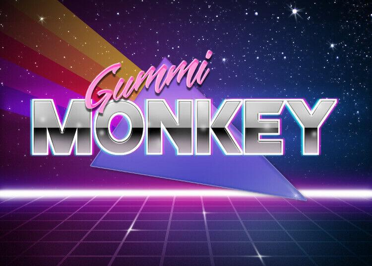 Gummi Monkey