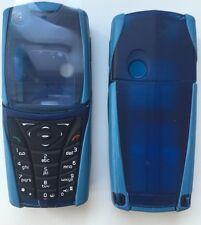Ersatzbezug für selten Nokia 5140 5140i NEU Blau Gehäuse letzte wenige links