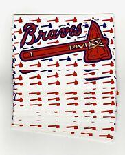 20 MLB Atlanta Braves Tomahawk Decal Stickers.MINT.Fast Shipping  BASEBALL !