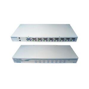 GP1292 KVM 8 Port VGA PS2 Switch Box Keyboard Video Mouse