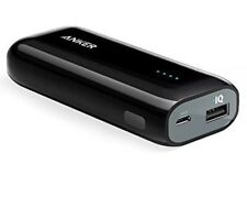 Anker Astro E1 5200mAh Portable Charger - Black