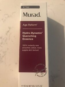 Murad HYDRO-DYNAMIC QUENCHING ESSENCE Age Reform 30ml 1 oz NEW IN BOX -Sealed