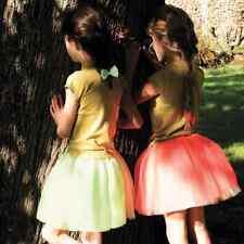 BONPOINT BABY GREEN BALLERINA TUTU SKIRT 3 YEARS