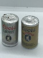 Vintage   Coors Light Beer Can Advertising CANDY ROLL