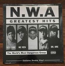 N.W.A. - Greatest Hits 2LP [Vinyl New] Gatefold 2LP Record Album Remastered NWA