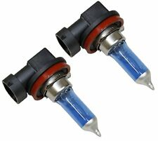 2 ampoules à effet Xénon H11 12V 100W 5500K SUPER WHITE pour auto voiture