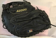 """New listing Wilson A2000 Black RHT Right Hand Throw 11.5"""" See Pics Fading"""