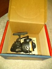 Shakespeare fishing reel 2080 in box with brochure. Used working çondition