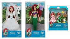 Walt Disney World Parks, Little Mermaid, Ariel, Lot of 3, Brand new in boxes.