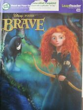 Leapfrog Tag leapreader learning book read Disney princess merida BRAVE VGC