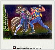 1994 Fleer Ultra X-Men Trading Card Greatest Battle Subset #6
