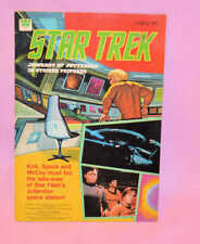 1979 STAR TREK Sticker Book UN-USED Jeopardy Jutterdon by Whitman Trekkie