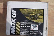 Arctic Cat ATV Winch 3000lb 400-1000cc