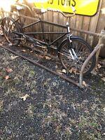 Jc Higgins Tandem Bicycle Original Rare
