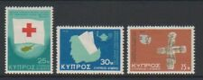 Zypern - 1975, Jahrestage & Events Set - M/M - Sg 446/8