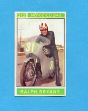 CAMPIONI dello SPORT 1967/68-Figurina n.312- BRYANS -MOTOCICLISMO-Recuperata
