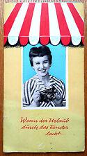 1950s Belca Belfoca Ii Camera Vintage Advertising