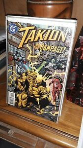 TAKION ( The New Gods ) #2 and #4 / Both issues included /
