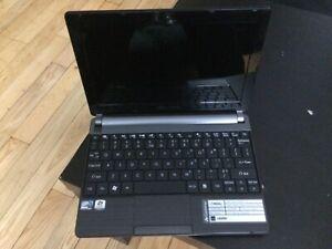 gateway laptop Windows 7 Starter