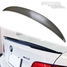 SHIP FROM USA BMW E92 HIGH KICK 2DR PERFORMANCE TRUNK SPOILER 3ER 320i 335xi