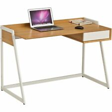 Laptop & Writing Desk with Drawer in Oak Piranha Furniture PC 38o