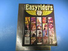Easyriders Magazine June 1991 Best Bikes Women & Wind Years Gone By M6352