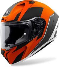 Casque Intégral AIROH VALOR Wings Orange Matt TAILLE XS