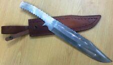 Custom Crafted Knife King's Stainless Steel Rambo III Bowie Blank Blade