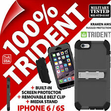 NEUF TRIDENT KRAKEN AMS robuste ÉTUI de protection rigide pour Apple iPhone 6/