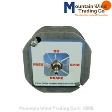 Brake Switch 50 amp 3 Phase for Wind Turbine Generators