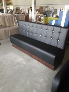 booth benches for houses, restaurants, cafe shops, barber shops 300