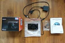 SONY Cybershot DSC-RX100M3 Digitalkamera + 32GB