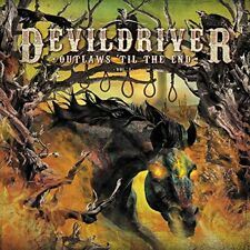 Outlaws 'til the End, Vol. 1 [7/6] * by DevilDriver (CD, Jul-2018, Napalm Records)