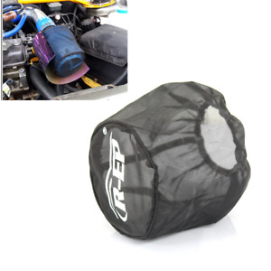 Car Air Filter Cover Dustproof Waterproof Fit For High Flow Air Intake Filter