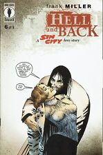 Hell and Back a Sin City love story 6of9 di F.Miller in lingua originale OL08