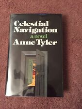 Celestial Navigation - by Anne Tyler HC/DJ First Ed 1974 Book Brand New
