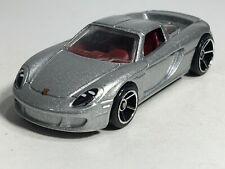 Hot Wheels 2006 Porsche Carrera GT Metalflake Silver First Editions Malaysia #3