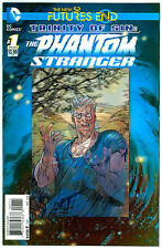 PHANTOM STRANGER #1 FUTURE'S END NM+ 3D LENTICULAR MOTION COVER DEC 2014