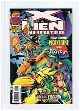 Marvel Comics Xmen Unlimited #15 VF+ 1997