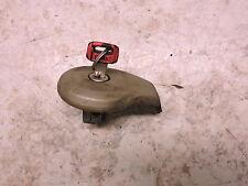 83 yamaha XV750 XV 750 Midnight Virago gas fuel tank cap lid with key lock set
